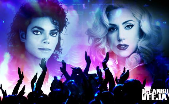 Lady GaGa vs. Michael Jackson