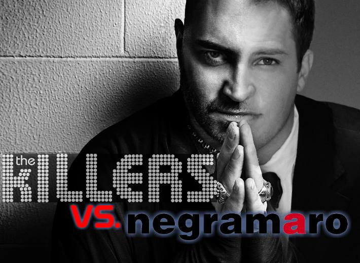 Negramaro vs. the Killers