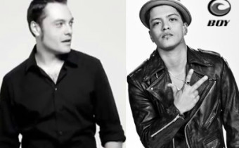 Tiziano Ferro vs. Bruno Mars