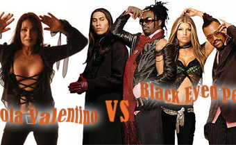 Viola Valentino vs. Black Eyed Peas