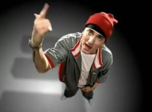 """Eminem """"Without me"""""""