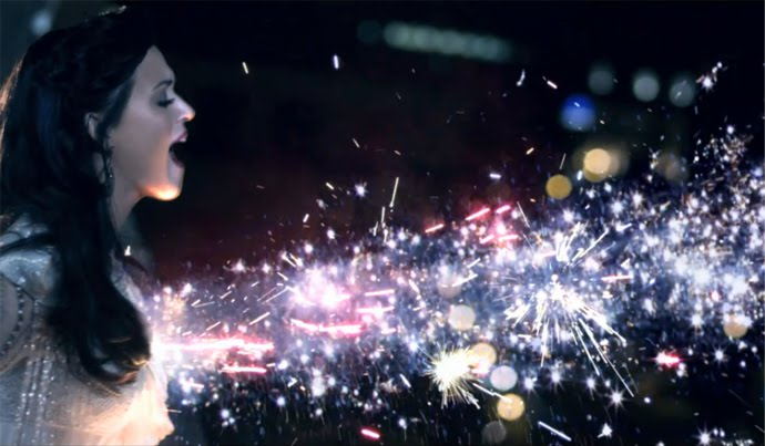 "Katy Perry ""Firework"""