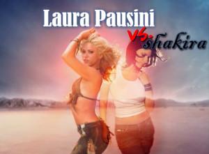 Laura Pausini vs. Shakira