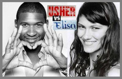 Elisa Toffoli vs. Usher