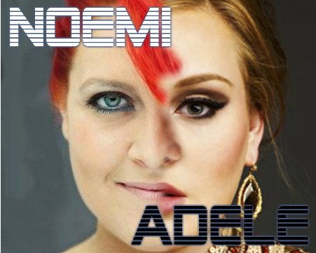 Noemi vs. Adele